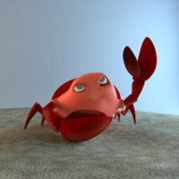 Cartoon Crab Rig