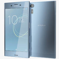 Sony Xperia XZs Ice Blue