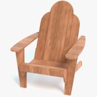 max adirondack chair