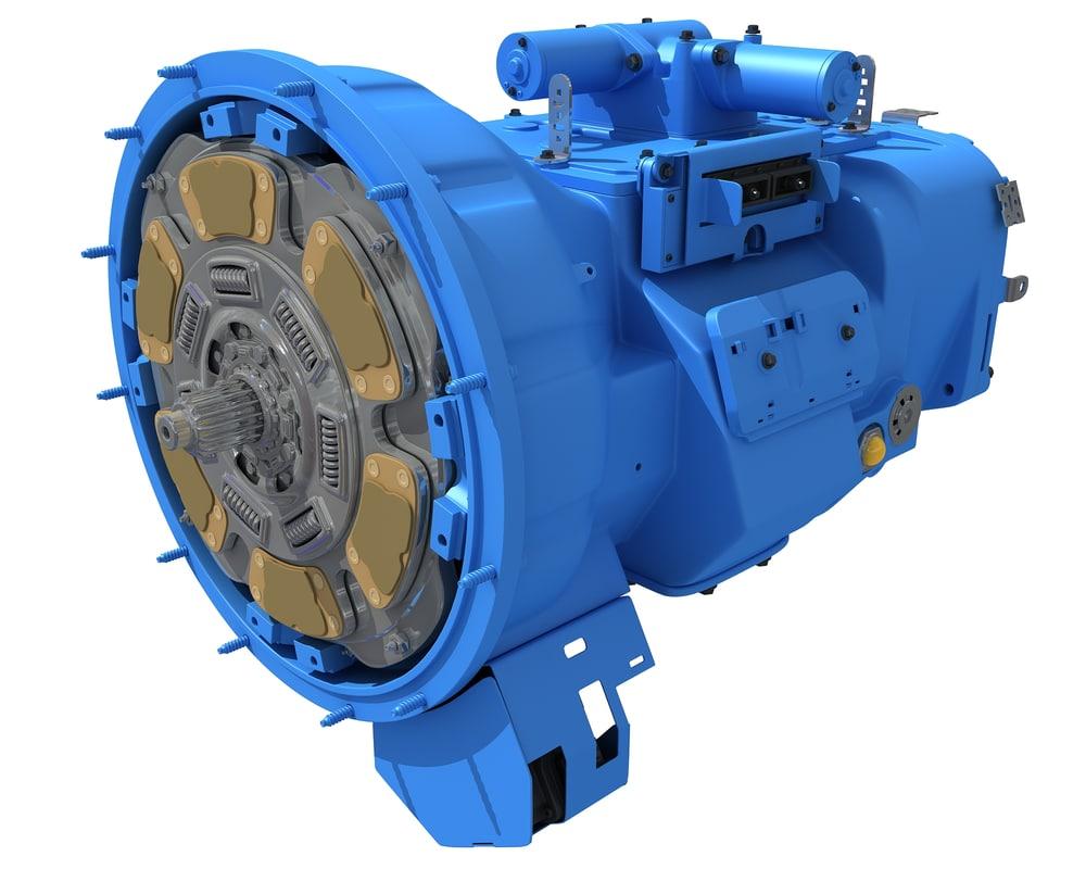 transmission trans 3d model