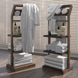 bath bathroom bathrobe max