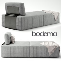 modena shanghai sofa interior 3d model