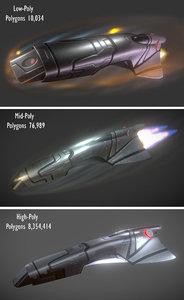 keeper spaceship package 3ds