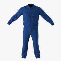 Mens Work Wear Mechanics Overalls