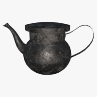 ma antique kettle