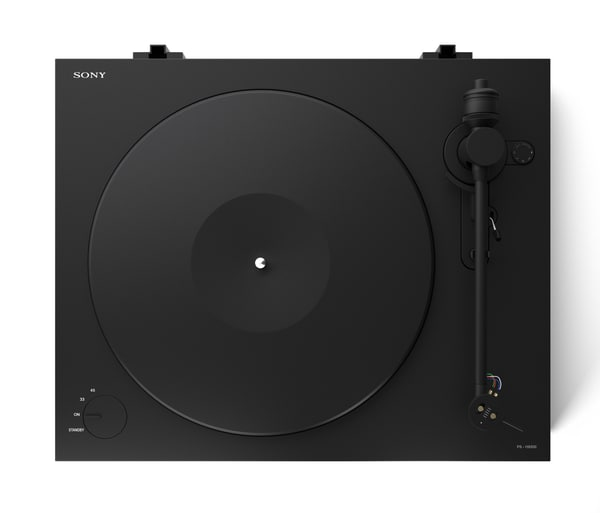 3d model replica sony vinyl player