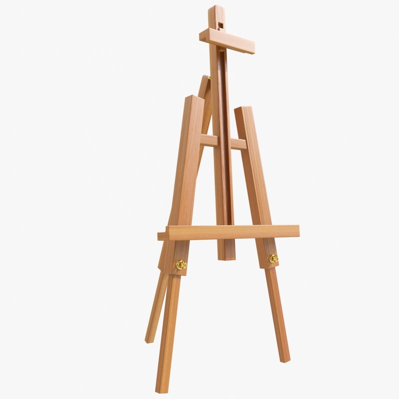 realistic easel max