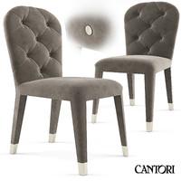 3d model cantori liz chair