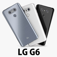LG G6 All Colors