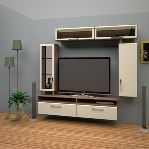 rack living room max