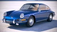 Porsche 911 901 coupe 1964