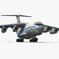 Ilyushin Il-76 Civil Transport