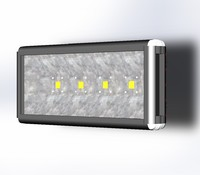 100w led light 3d 3ds