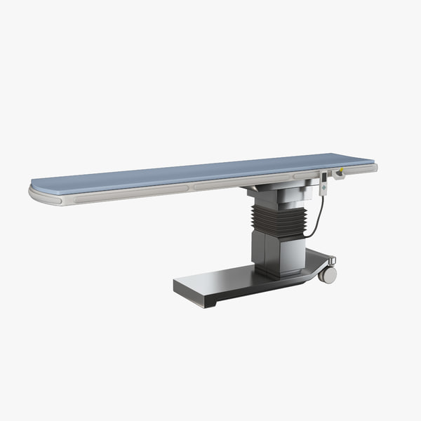 pain management table 3d model