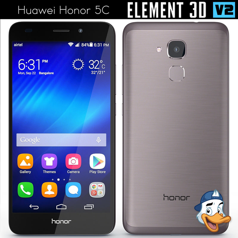huawei honor 5c element 3ds