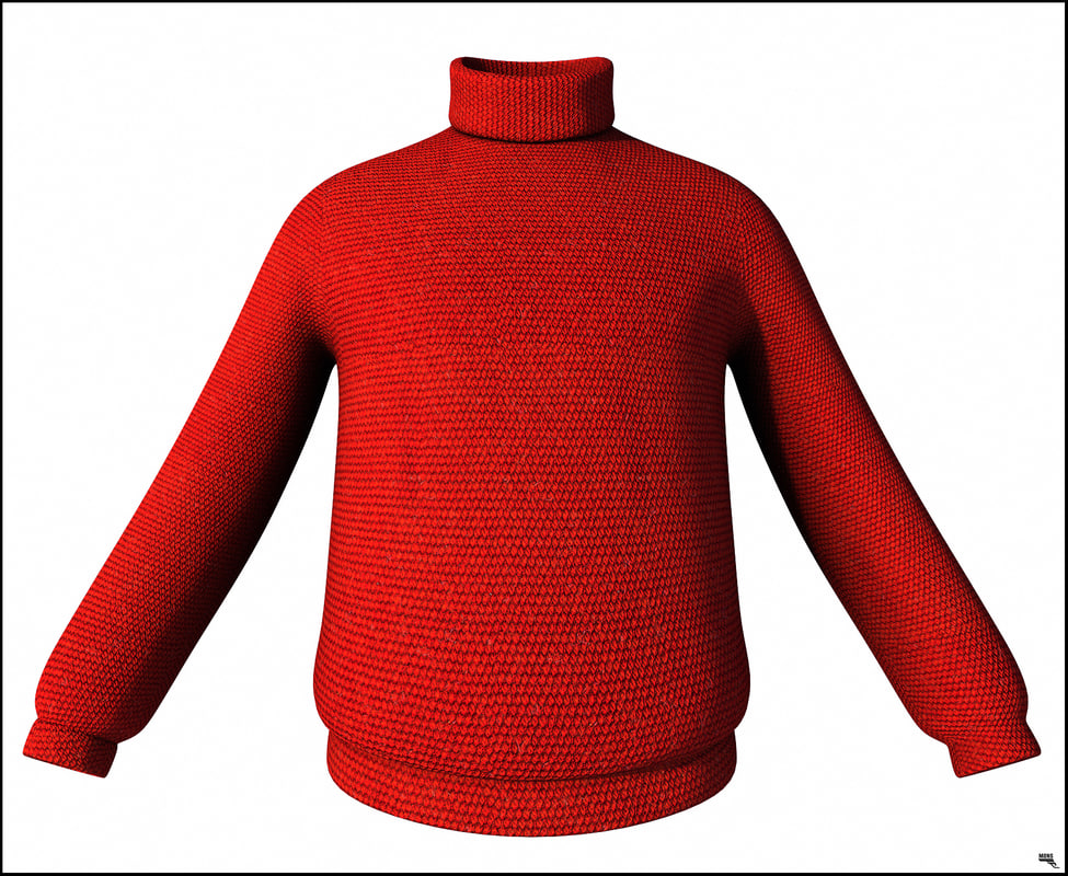 3d sweater s winter