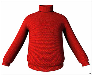 3d sweater s winter