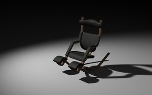 stokke gravity chair 3ds