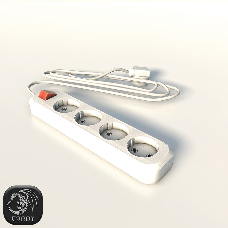 ready games 3d model