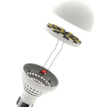 3ds led light explode