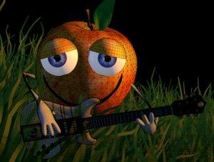 3ds apple guitarist