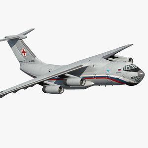ilyushin il-76td-s civilian mobile max