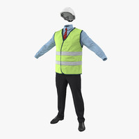 Construction Architect Uniform
