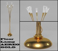 floor lamp AEREO GOLD 711753