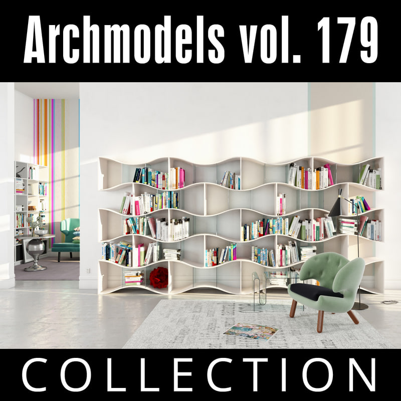 archmodels vol 179 3d model