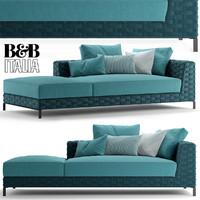 outdoor sofa max