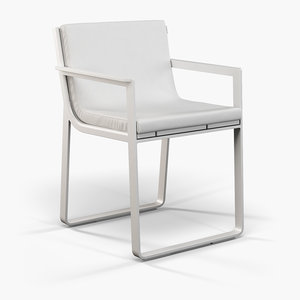 3d model outdoor furniture gandia blasco