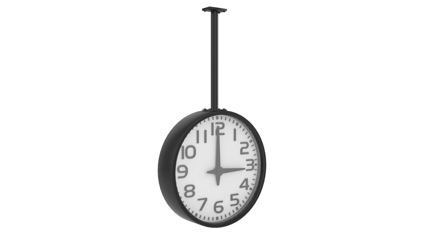 max station clock