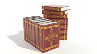 Harry Potter Book Set