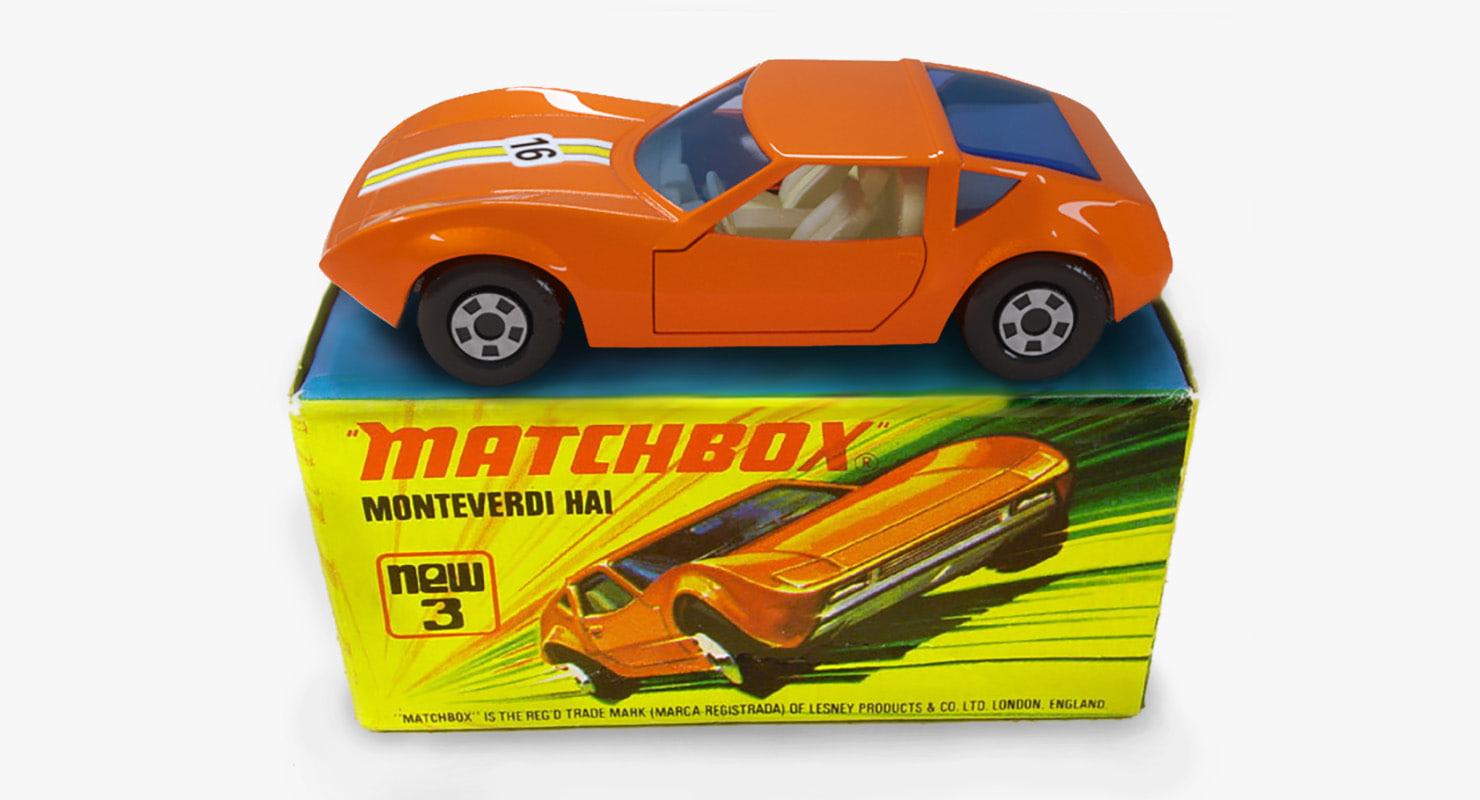1973 diecast 3d max
