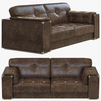 3d smania livingstone sofa
