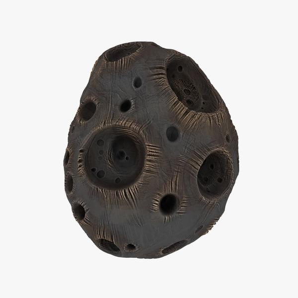 c4d asteroid