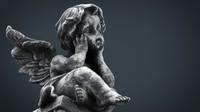 angel stone 3d max