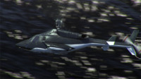 airwolf helicopter 3d obj