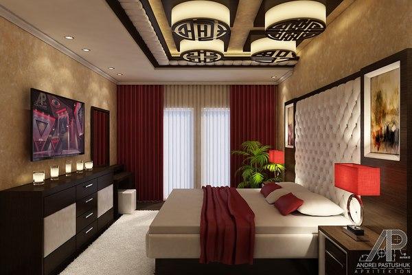 max master bedroom interior hotel room