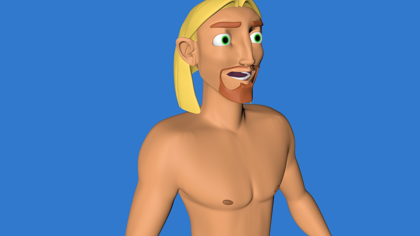 3d model film road el dorado