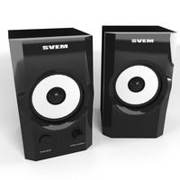 speaker sven max