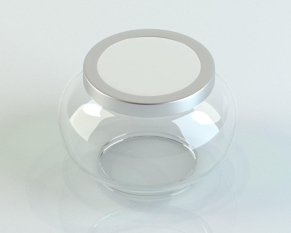 3d jar friable