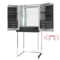 magic cube yomei dressing table 3d obj