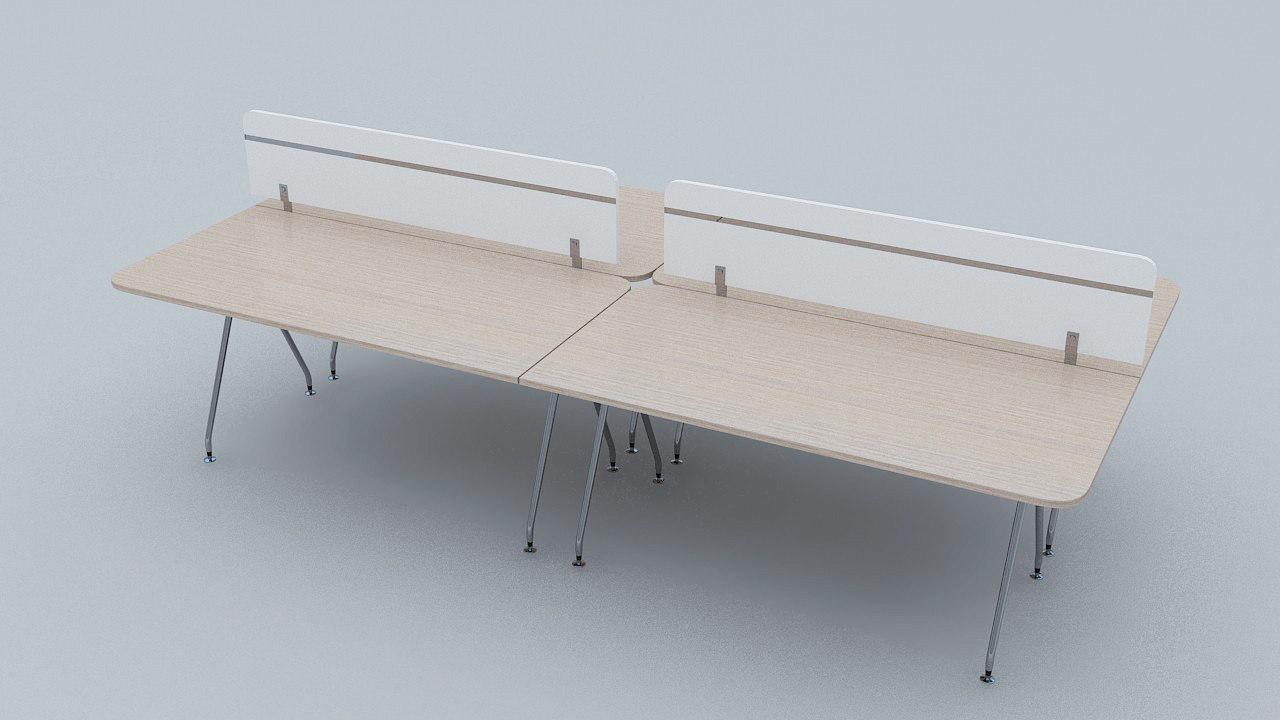 modern office furniture 3d max