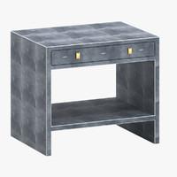 3d table 128 model