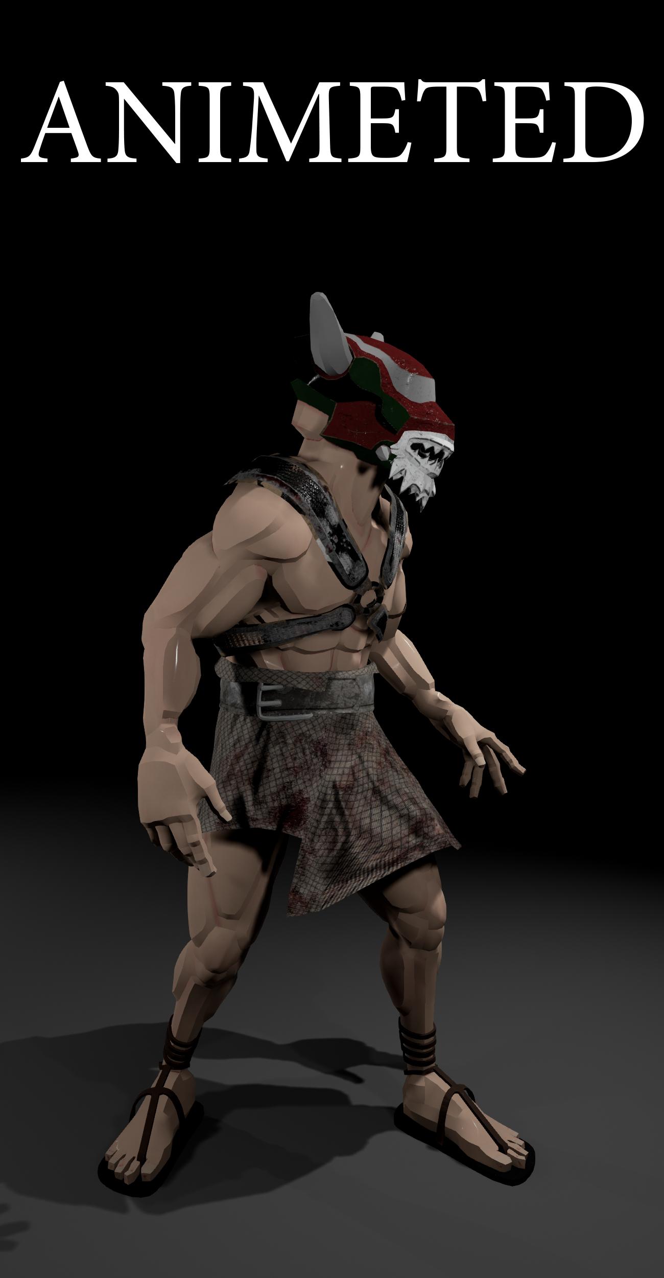 pharaoh character max