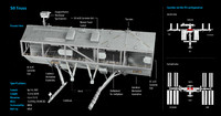 c4d iss inner truss segments