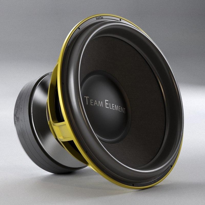 3d speaker 5000w model