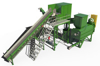3d recycling machine