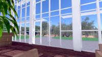 Double Glass Door SHC Quick Office